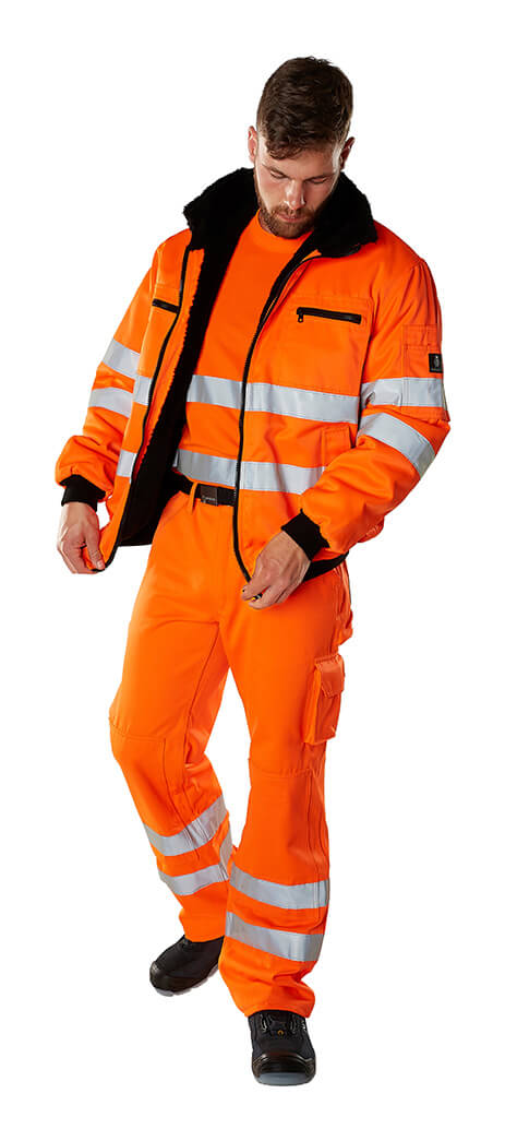 MASCOT® SAFE ARCTIC Arbeitskleidung - Hi-Vis Orange - Model