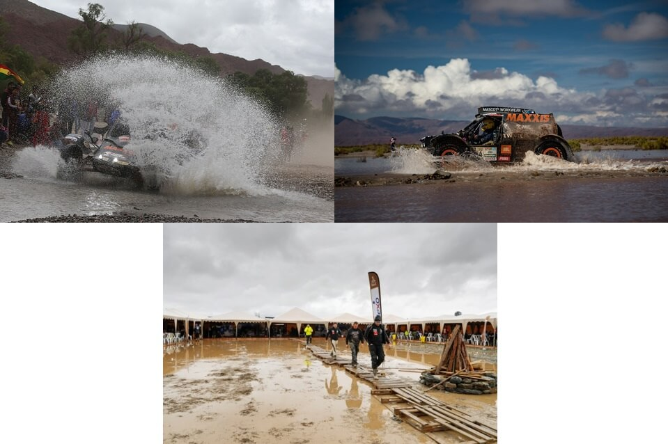 Collage - Dakar - 2017 Presse